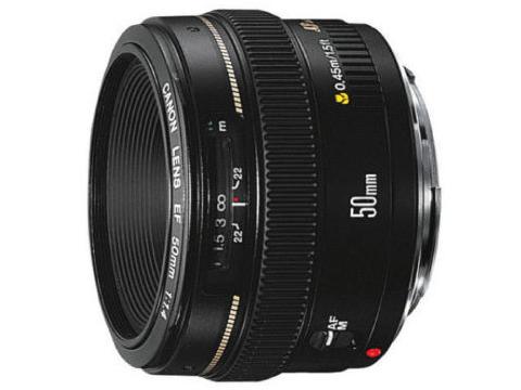 佳能 EF 50mm f/1.4 USM【点击查看全网最低价】