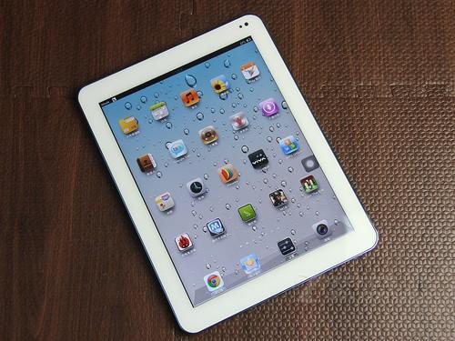 高性能平板电脑推荐:苹果ipad4史上最低