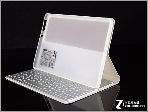 Acer原厂提供的蓝牙键盘保护套