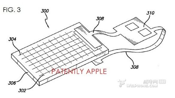 iphone柔性电路专利曝光 环绕式双面触控