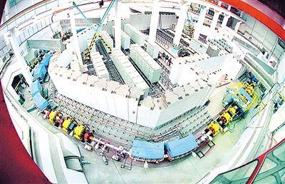 正负电子对撞机_北京正负电子对撞机 \
