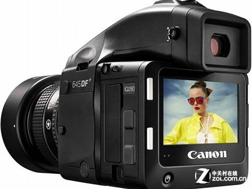 明年9月面世 佳能将发中画幅相机系统