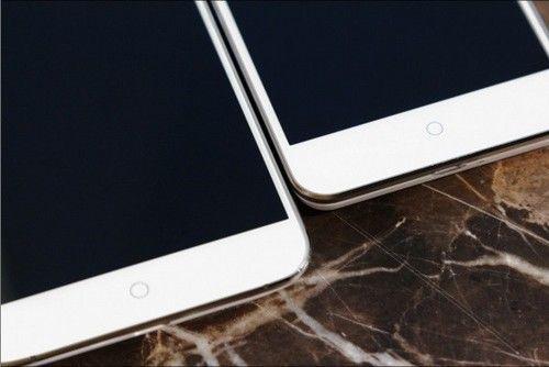 """疑似红色版MX3与""""土豪金""""iPhone 5s"""