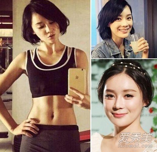 刘涛 刘涛似乎是近几年才开始健身,虽然两个孩子都很大了,但是刘涛丝毫不显老态,容貌身形比10年前更显年轻了。 素颜健身照完胜从前哦!肤色更加白嫩了,旧照面部臃肿,皮肤不够紧实,通过运动健身,如今的刘涛面色红润,你能看出她已经37岁了吗?