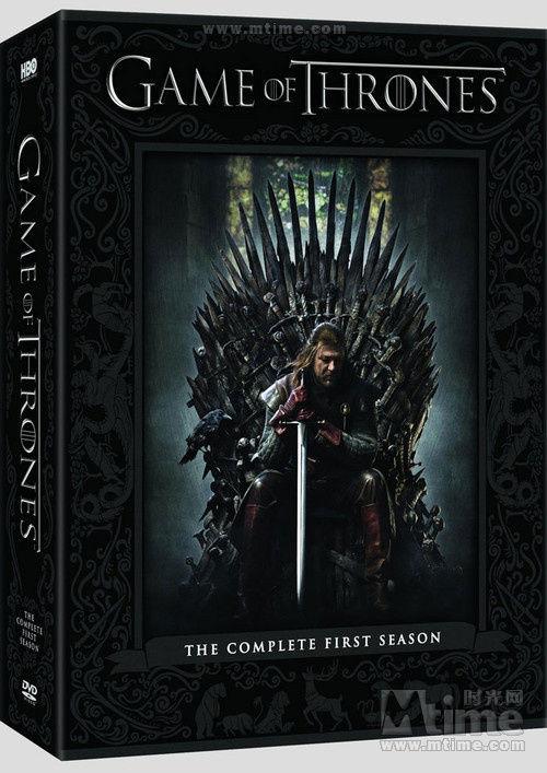 《冰与火之歌:权力的游戏》DVD销量创HBO纪