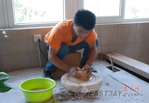 陶艺捏塑制作步骤