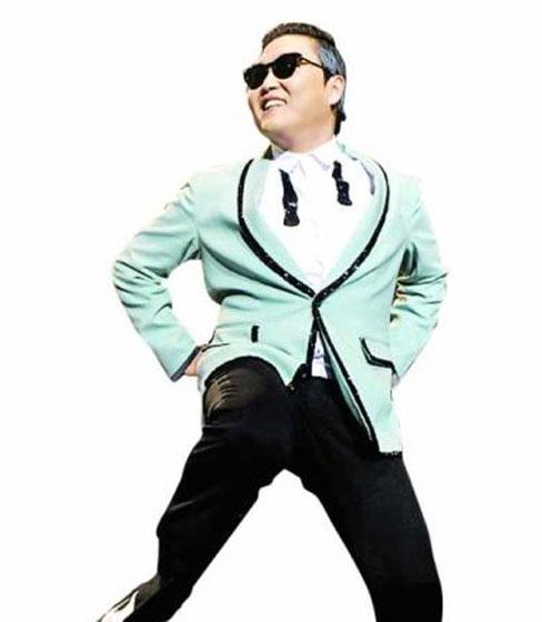 鸟叔psy的 江南style 火爆全球点击破10亿 图片 28k 488x560
