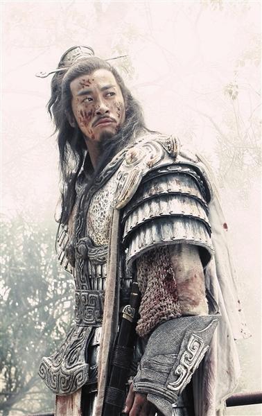 """何润东从吕布到项羽,于和伟从刘备到秦始皇,观众表示""""三国""""穿越"""