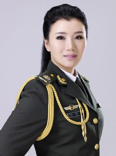 最有影响力军旅歌手 刘子琪《我的中国节》大