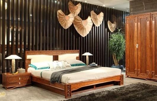 柏森現代紅木大觀系列怒放深圳家具展