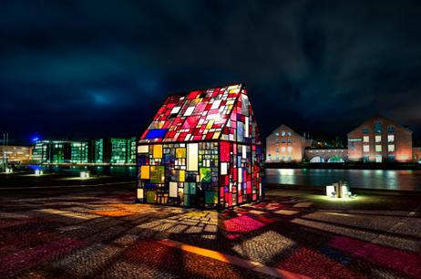 以光為飾——2014深圳國際家居飾品展•光飾館