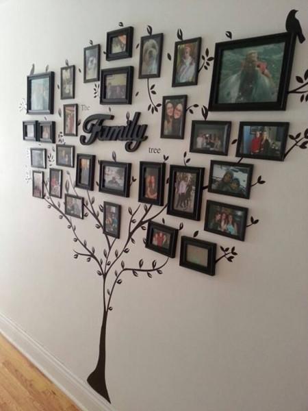 照片墙_创意墙贴照片墙