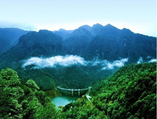 井冈山风景旅游区
