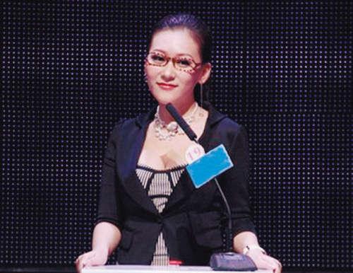最骚的中天女主持人_非诚女俞夏自拍露骨视频征男友 网友痛斥:恶心到家