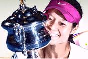 李娜澳网夺冠——我和春天有个约会