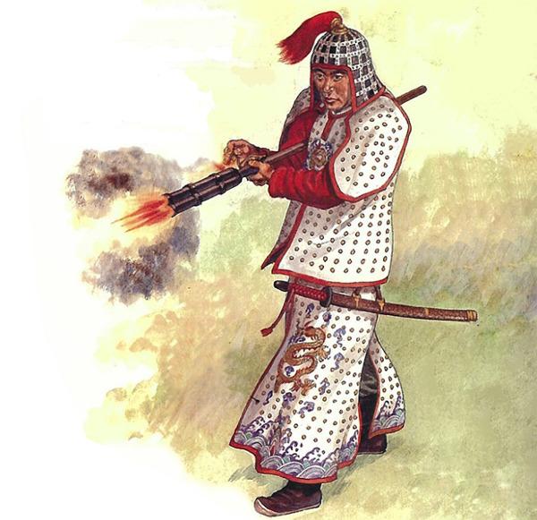 明末火器称王_等火器替代,但因其功能的特殊性(连射,可当锤)明末骑兵确依然大量装备