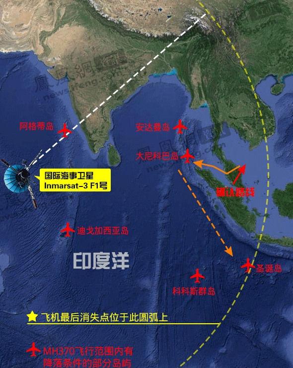 马航飞机失联地点_唐驳虎:MH370要平安落地,还需满足一个条件 MH370 驳虎_凤凰资讯