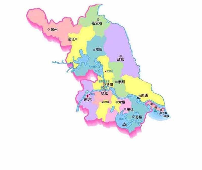 江苏旅游景点大全;