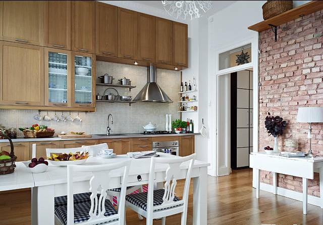 > 設計師強烈推薦 時尚廚房裝修效果圖