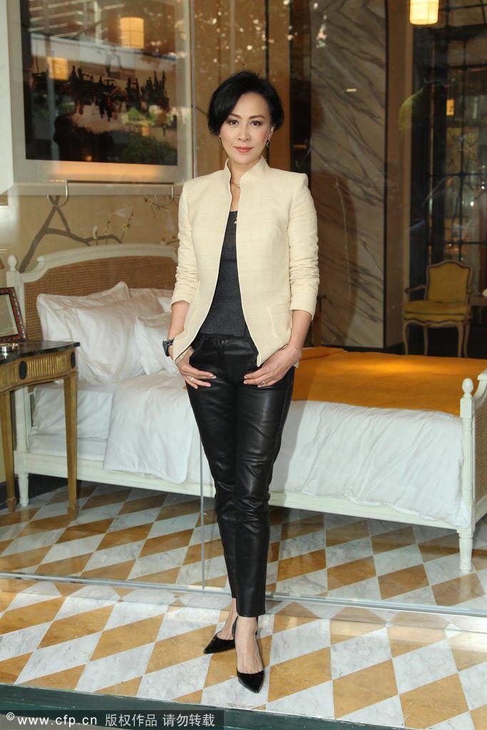 時尚元素黑皮褲  秋冬搭配保暖扮酷秀長腿