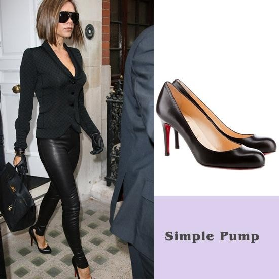 on sale 08754 0b374 christian louboutin new simple pumps, christian louboutin copy