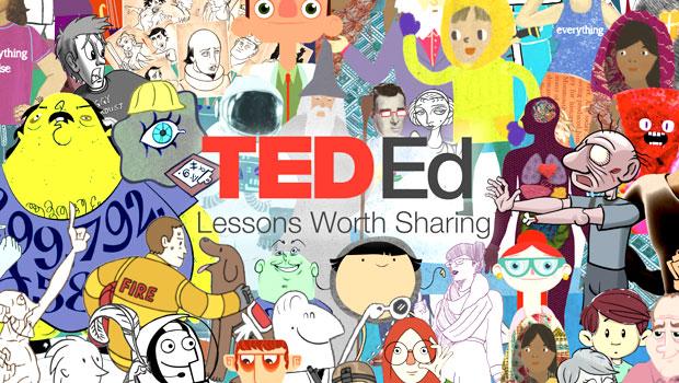 TED-Ed原创动画课程