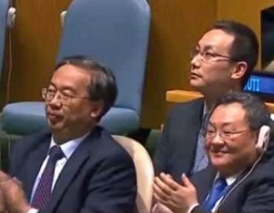 日外相呼吁全球领袖访核爆地 中国裁军大使反对