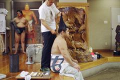 日本相扑手的日常