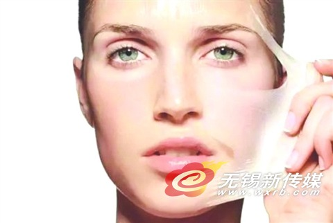 """别让""""毒""""面膜毁了你的脸"""