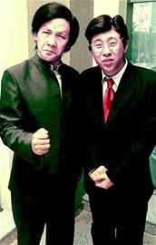 易中天评价大张伟_大张伟《大咖秀》模仿无上限 目标锁定周立波郭德纲_娱乐频道 ...