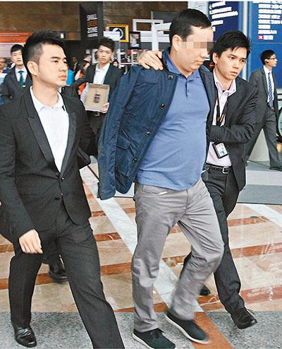 付躹?'_蒙古汉持电枪入香港国际珠宝展被警方拘捕(图)