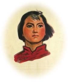 刘胡兰主要事迹_生的伟大,死的光荣 刘胡兰的英雄故事|党员|共产党员_凤凰历史