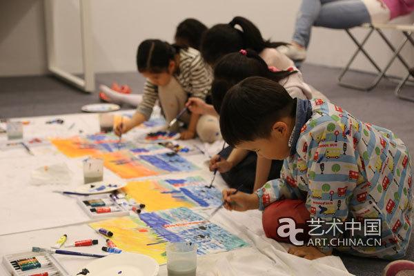 艺术活动_k11 art foundation与天协文化共同举办了十多场艺术教育活动,包含