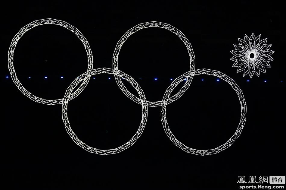 奥运实际是五环
