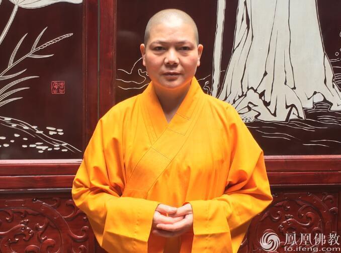 军事资讯_高僧来了!法师在线揭秘女僧真实生活引热议_凤凰佛教