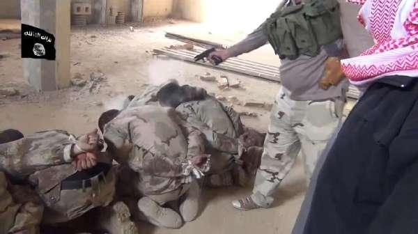 伊斯兰国慰安妇_伊拉克极端组织再度公布处死政府军士兵画面_海南频道_凤凰网