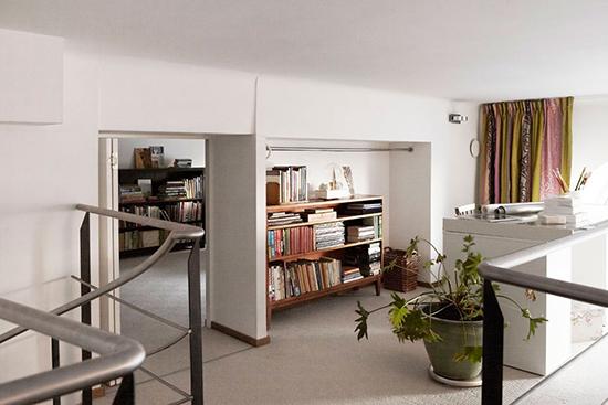 國外小戶型簡約裝修 32平倫敦小閣樓創意設計