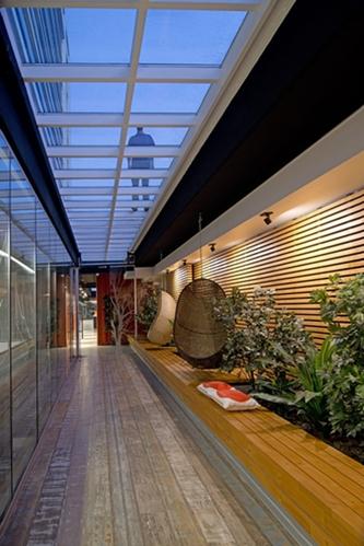 澳大利亞sat公司的辦公空間創意設計