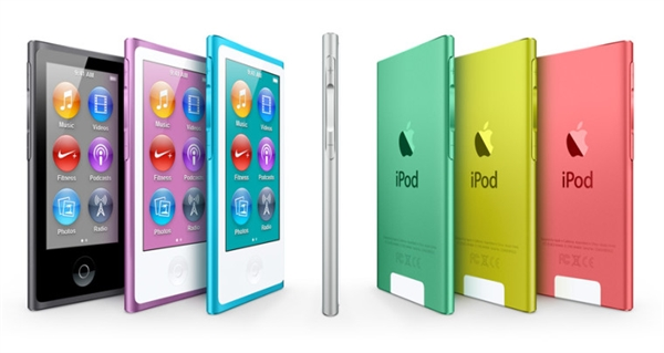 "iPod被蘋果打入冷宮:淪為""配件"""