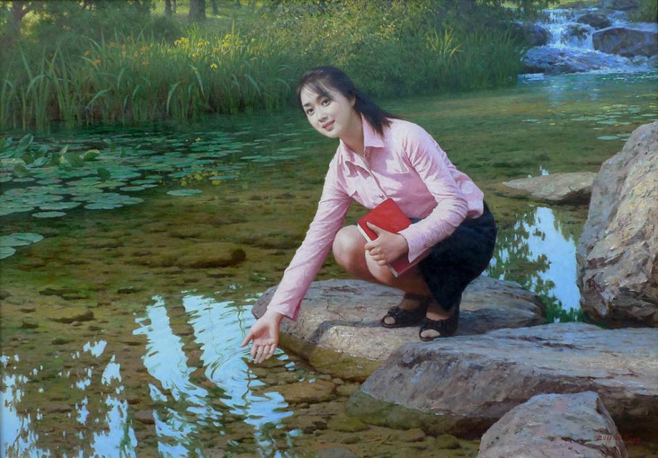 漂亮女大学生卖奶记_朝鲜女大学生趁暑假整容钓金龟婿 或为跟风李雪主