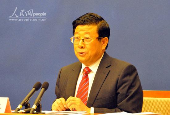 贵州省委副书记,省长赵克志