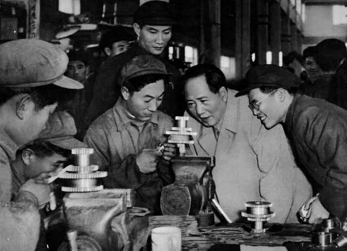 盛興瑞:毛主席永遠和人民在一起