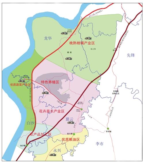 长 江长江长江渝泸高速公路