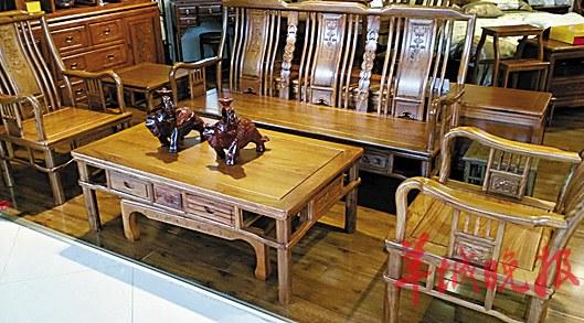买红木家具到美居
