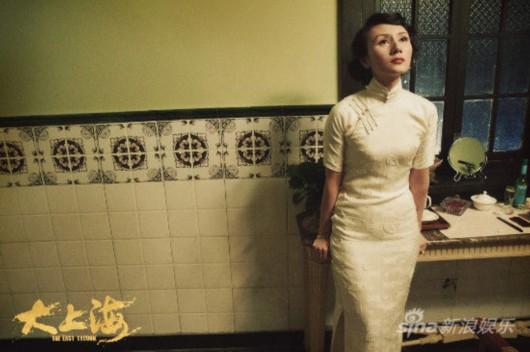 上海旗袍店装修图片